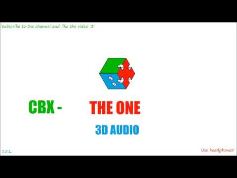 EXO-CBX - The One「3D Audio」