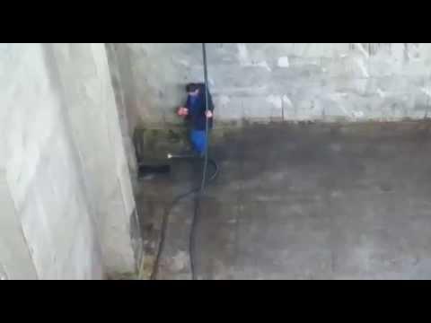 SUCTION TEST of CARGO HOLD BILGE - mv NIHAL