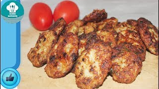 Toyuq Kotleti Hazırlanması (Tavuk köfte tarifi)