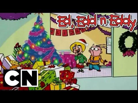 Ed Edd N Eddy  Jingle Jingle Jangle Christmas Full Episode