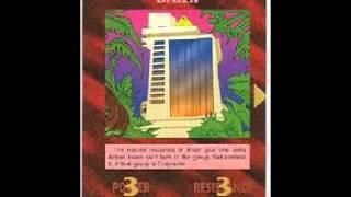 Illuminati Card #96 - Brazil