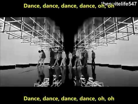 Super Junior - Sorry Sorry (Hangul, Romanization, Eng Sub)
