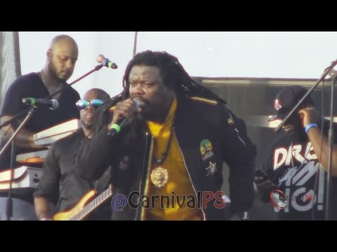 Luciano Live Memorial Day West Palm Beach Jerk festival #jerkfestival [miami Carnival ps 2018]