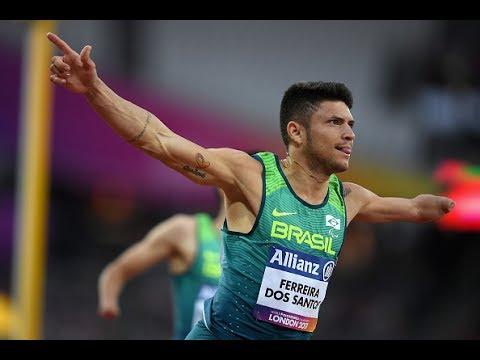 Men's 100m T47| Final | London 2017 World Para Athletics Championships