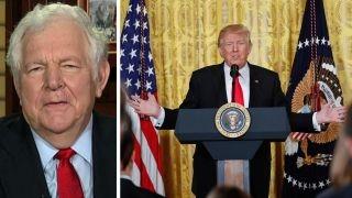 Bill Bennett: Press can't stand that Trump doesn't fear them
