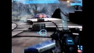 Halo reach tiroteio a lei do mais forte parte 2/2