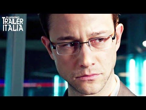 SNOWDEN con Joseph Gordon-Levitt   Nuovo Trailer + Featurette [HD]