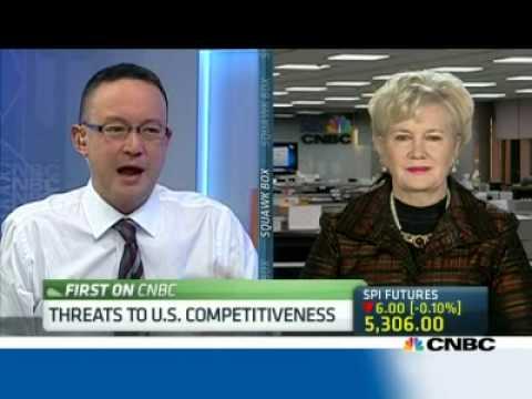 Council President & CEO Deborah WinceSmith on CNBC Asia