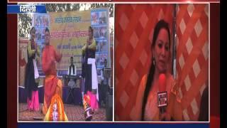 Bhartiya Jan Sewa Sansthan ka ayojan Mena Rana vinod nagar Delhi