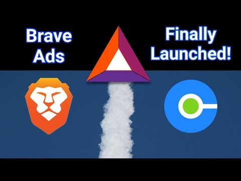Brave Ads Launched! / Crypto Forex Is Coming / Samsung Invests In Ledger Wallets