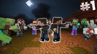 ХОДЯЧИЕ МЕРТВЕЦЫ в Minecraft - ГОЛОД - 1 Серия. Лагерь Людоедов | Майнкрафт Сериал