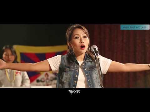 "New Tibetan Song "" LONGSHO"" DHONDUP CHOEKEY"