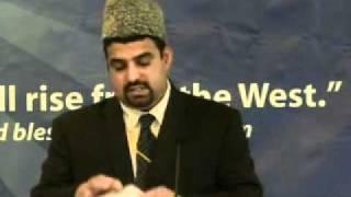 Seerat of Hadhrat Othman (ra), Khalifatul Muslimeen III, West Coast Jalsa Salana USA 2011