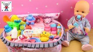 Que llevar en el BOLSO CAMBIADOR o PAÑALERA de la Bebé Nenuco para ir de Viaje   Accesorios de Bebé thumbnail