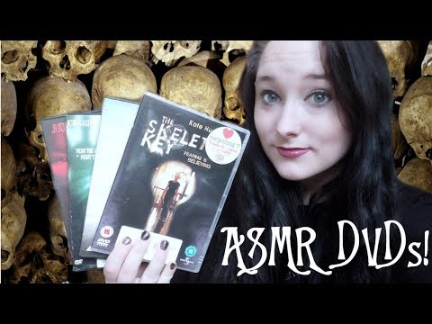 *ASMR* DVD Haul! (November 2016) | Amy McLean