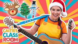 Caitie's Classroom Christmas Sing-Along Special!