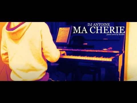 Dj Antoine ft. The Beat Shakers - Ma Cherie (Piano Cover)