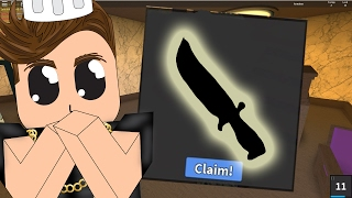 WE FINALLY GOT THIS KNIFE! (Roblox Assassin)