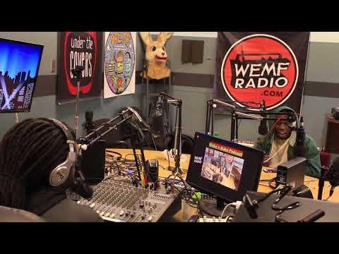 J.Perks WEMF Radio Interview