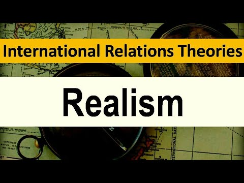 Realism: International Relations Theory ( Hindi )