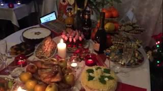 Новый год в деревне!/Новый год 2018/Жизнь в деревне.