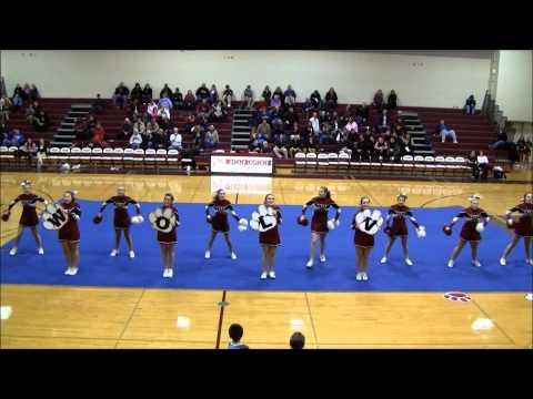 Winneconne High School Varsity Spirit Squad