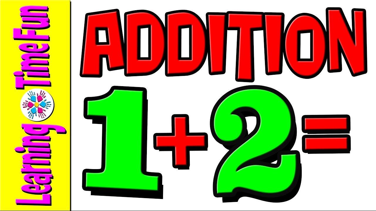 Addition | Add Numbers by 2 | Math for Kids | Math Help | Addition ...