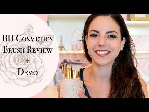 BH Cosmetics Brush Review + Demo