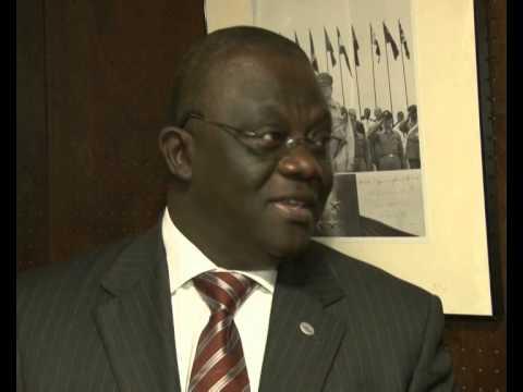 Albert Essien, deputy group CEO, Ecobank, Togo