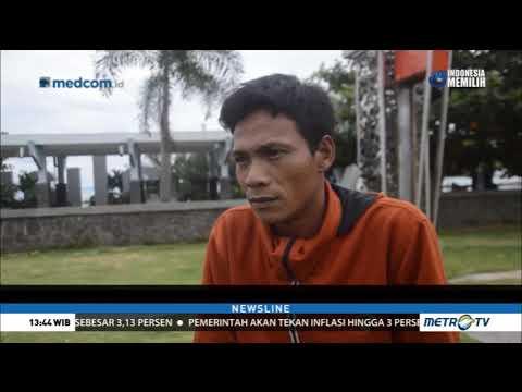 Kisah Roni Herliansyah, Nelayan yang Selamat dari Tsunami Selat Sunda