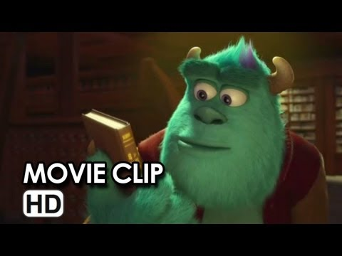 Monsters University Enrollment Videos - We See Monsters University