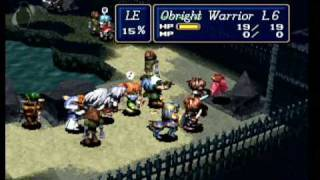 Let's Play Shining Force 3 - Battle 11