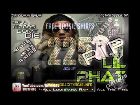 #3 RIP LIL Phat [Rest in Peace] - 20 Songs