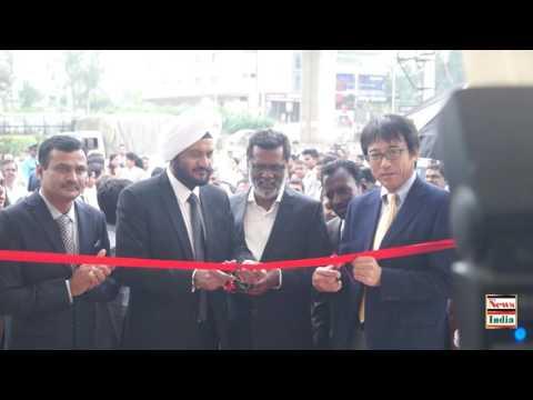 MARUTI SUZUKI  OPENS 6TH NEXA SHOWROOM IN BANGALORE
