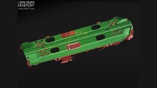 CAD-Flächen nach manueller Änderung und 3D-Scan aktualisieren - Tebis CAD/CAM Software