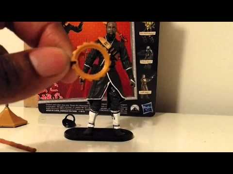 G.I.Joe Retaliation Blind Master Review