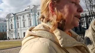 видео Ансамбль Смольного монастыря