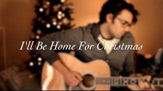 Bing Crosby /Michael Buble - I'll Be Home For Christmas Acoustic Cover by Tom Butwin (51/52)