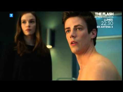 The Flash Trailer Español
