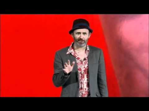 Tommy Tiernan on New York Comedy Clubs