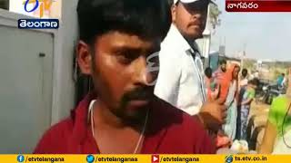 Student Death   Protest Against Teacher   of Sindhuja Coaching Centre at Nagavaram   Wanaparthy