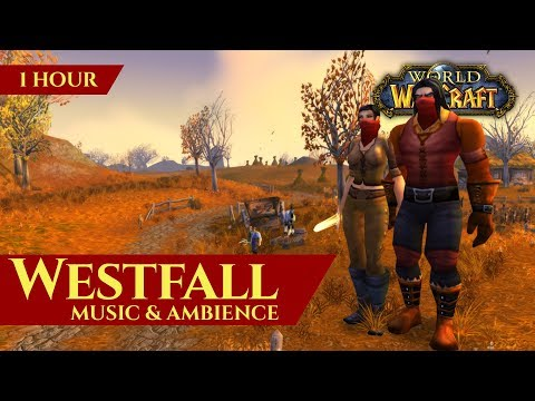 Vanilla Westfall - Music & Ambience (1 Hour, 4K, World Of Warcraft Battle For Azeroth Classic)
