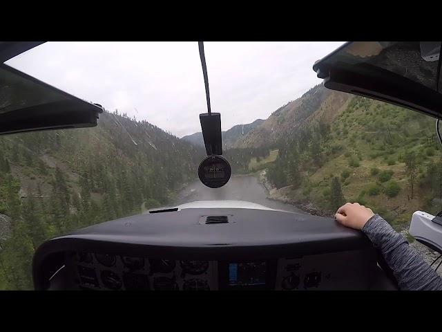 Backcountry Flying Idaho (Wilson Bar)