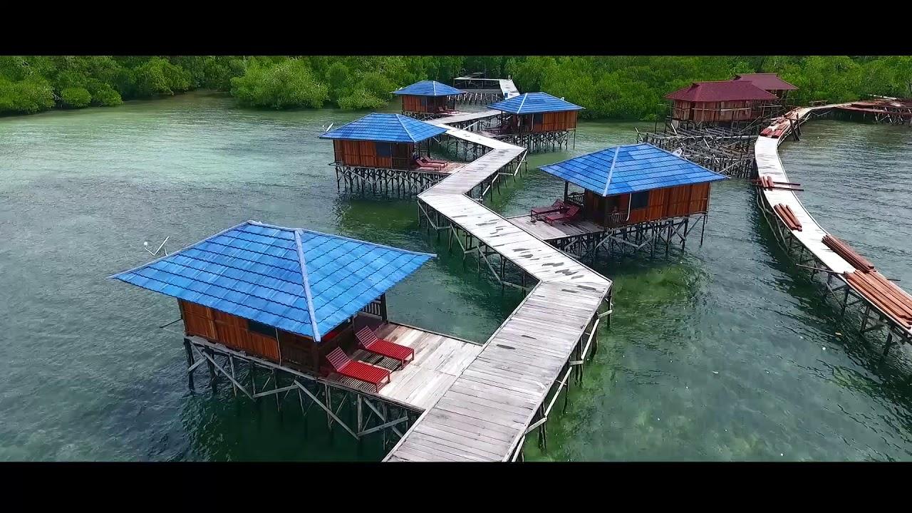 Tpk48 dive resort full version raja ampat papua barat - Dive resort raja ampat ...