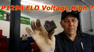 How To Repair A P1298 Electric Load detector code on A Honda(, 2015-07-27T02:34:49.000Z)