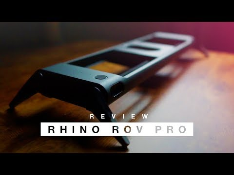 You NEED This Slider!! | Rhino Slider ROV PRO
