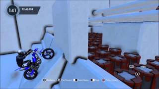 Trials Fusion - The White Room - [Ninja level 2]