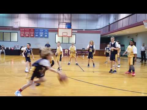 Upward Basketball Game Feb. 21, 2017