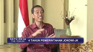 4 Tahun Pemerintahan Jokowi-JK - Satu Meja: The Forum [2]