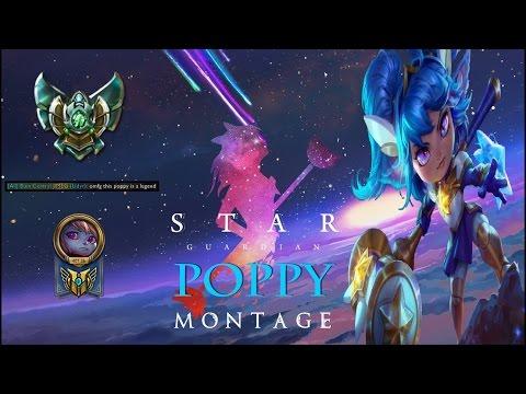 Poppy Montage Vol. 9 l Star Guardian Poppy Tribute l
